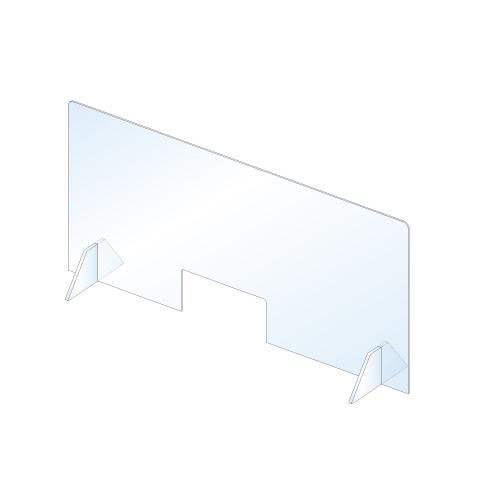 飛沫感染防止 APTW飛散防止パネル 窓あり