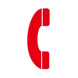 電話のピクトサイン