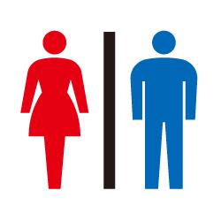 ピクトサイン トイレ